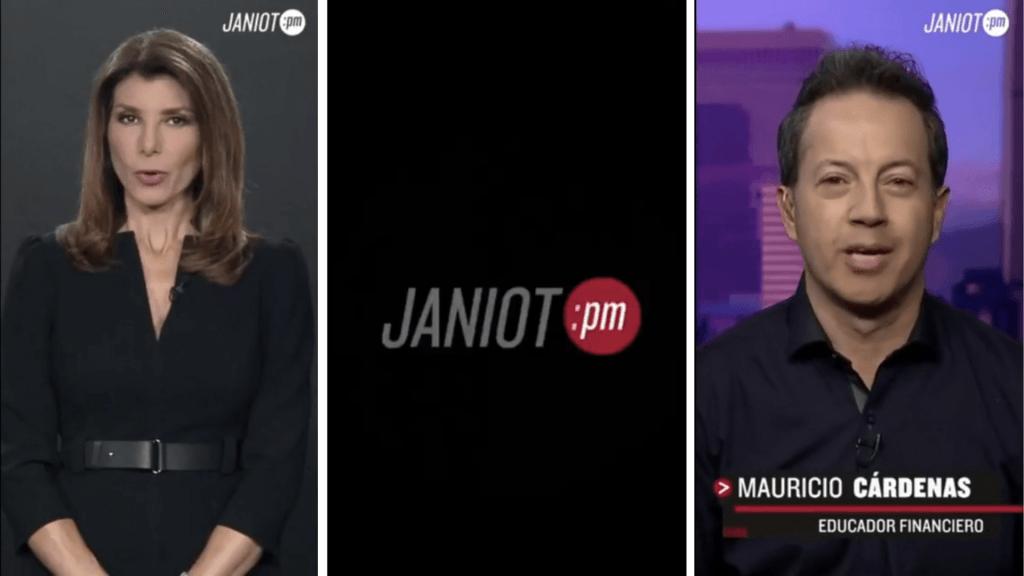 De becas y FAFSA, hablaron Patricia Janiot y Mauricio Cardenas en Univisión