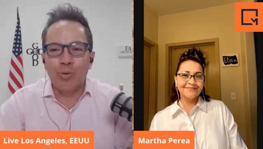 Entrevista Martita Perea