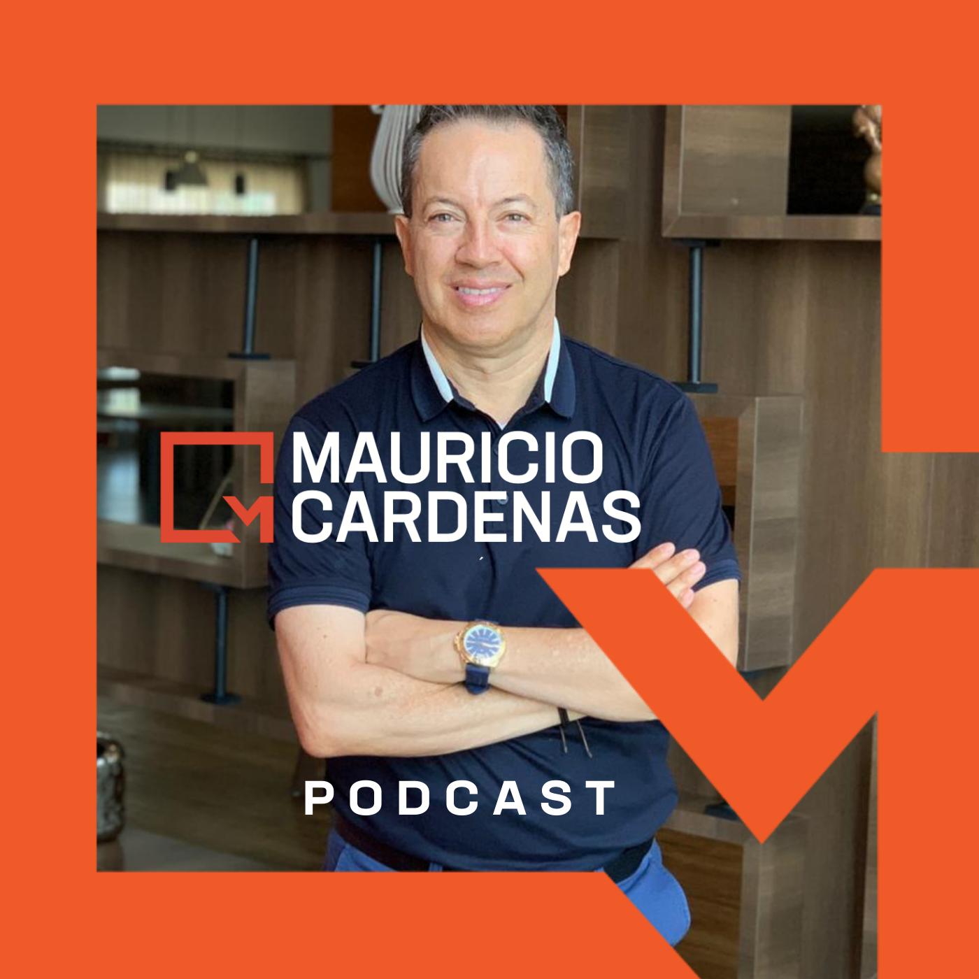Mauricio Cardenas Podcast