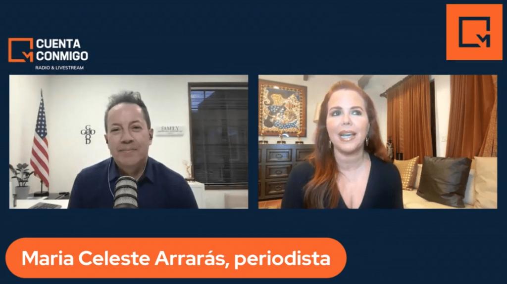 Maria Celeste Arrarás, nos habló de sus finanzas personales.